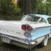 1958 Pontiac Ontario license licence YOM plates