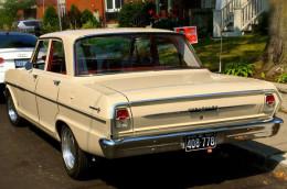 1963 Chevy YOM licence plates YOMtab