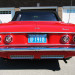 1965 Chevrolet Corvair Ontario YOM licence plate