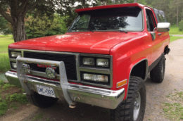 1980 GMC jimmy