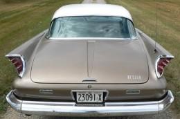 1960 DeSoto Ontario license licence YOM plates