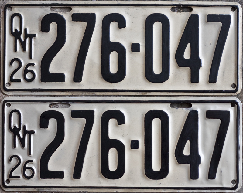 Find who owns car by license plate number