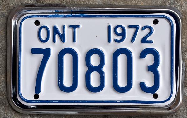 Ontplates Com Ontario Yom License Plates